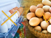 The Reason Why You Should Never Keep Your Eggs in the Refrigerator – Something You Need to Know