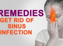 Get Rid of Sinus Infection with Natural Home Remedies